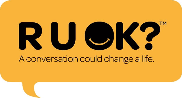 RUOK speech bubble