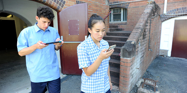 Cyber Safety For Students