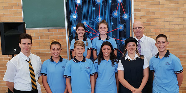 Cyber safety for students Kingscliff