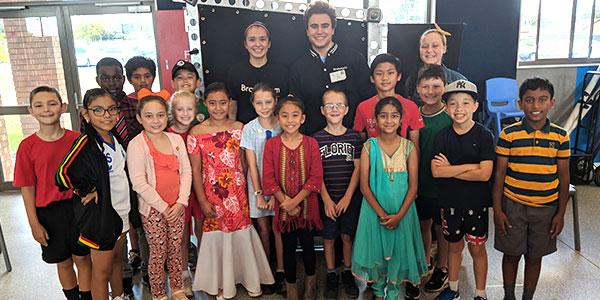 Anti bullying programs Harmony Day Holy Family