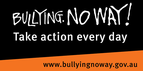 Bully. No Way National Day of Action 2019