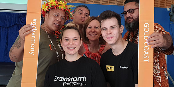 Bullying programs for primary school students Coomera SS Harmony Day
