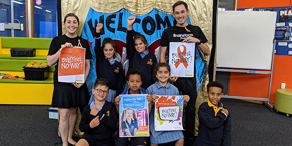 Bullying programs for primary school students St Marys Coptic Orthodox