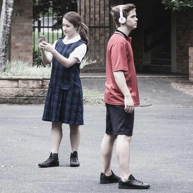 high school page education theatre Cyberia