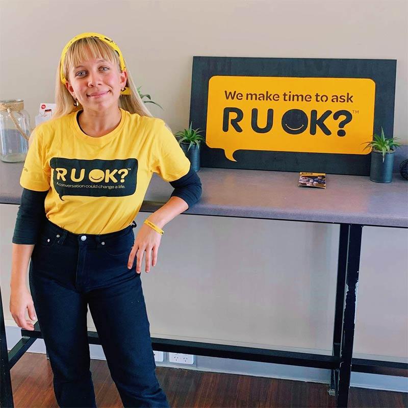 R U OK? Brainstorm Productions Student Wellbeing Programs