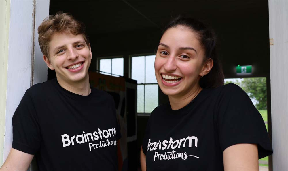 Welcome to Brainstorm